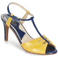 Topánky Ženy Sandále Ippon Vintage DROP BACK Námornícka modrá / Žltá
