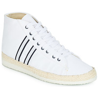 Topánky Ženy Členkové tenisky Ippon Vintage BAD HYLTON Biela