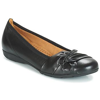 Topánky Ženy Balerínky a babies Gabor MATILDA Čierna
