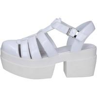Topánky Ženy Sandále Cult Sandále BT539 Biely