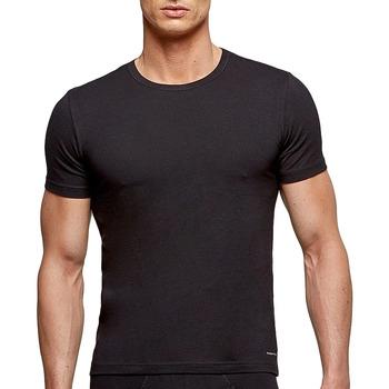Oblečenie Muži Tričká s krátkym rukávom Impetus 1353898 020 Čierna