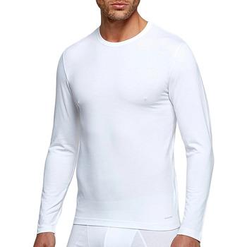 Oblečenie Muži Tričká s dlhým rukávom Impetus 1368898 001 Biela