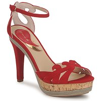 Topánky Ženy Sandále Etro 3488 Červená