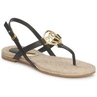 Topánky Ženy Sandále Etro 3426 Čierna