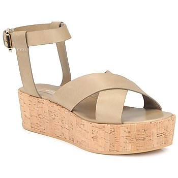 Topánky Ženy Sandále Michael Kors MK18132 Piesková