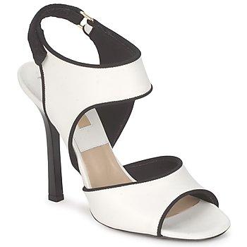 Topánky Ženy Sandále Michael Kors MK18111 Biela