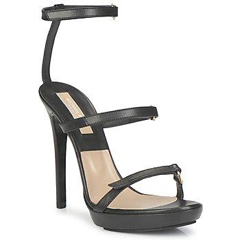 Topánky Ženy Sandále Michael Kors MK18031 Čierna