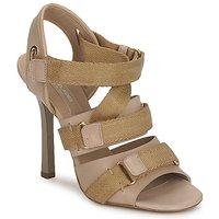 Topánky Ženy Sandále Michael Kors MK118113 Desert / Béžová