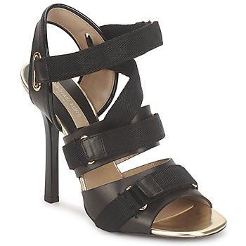 Topánky Ženy Sandále Michael Kors MK118113 Čierna