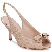 Topánky Ženy Sandále Sebastian S5244 Svetlá telová