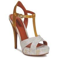 Topánky Ženy Sandále Missoni TM30 Zlatá / Strieborná
