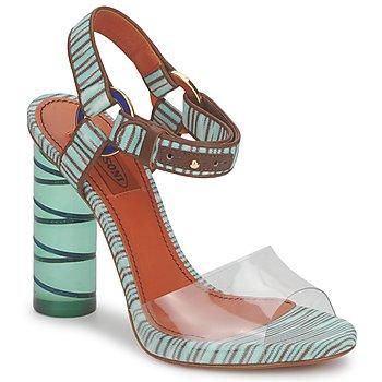 Topánky Ženy Sandále Missoni TM63 Morská modrá