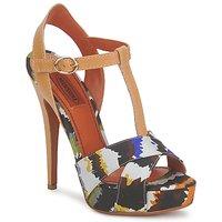 Topánky Ženy Sandále Missoni TM69 Viacfarebná