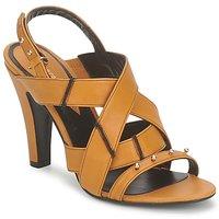 Topánky Ženy Sandále Karine Arabian DOLORES Šafránová-čierna