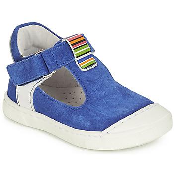 Topánky Dievčatá Balerínky a babies André BELUGA Modrá