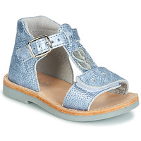 Topánky Chlapci Sandále André POESIE Modrá