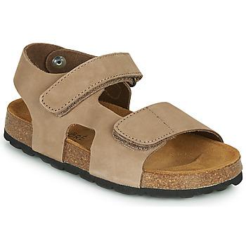 Topánky Chlapci Sandále André PEPIN Béžová