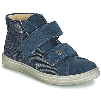 Topánky Chlapci Polokozačky André HUBLOT Jean