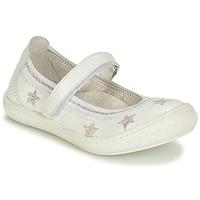 Topánky Dievčatá Balerínky a babies André STELLA Biela