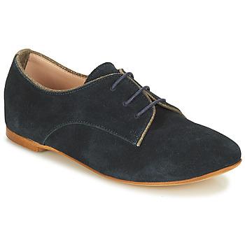 Topánky Chlapci Derbie André COMPLICITE Modrá