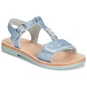 Topánky Chlapci Sandále André TOPAZE Modrá