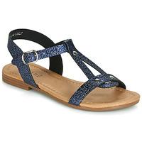 Topánky Chlapci Sandále André TOUFOU E Námornícka modrá