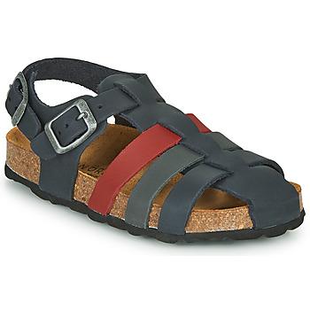 Topánky Chlapci Sandále André TOTEM Modrá