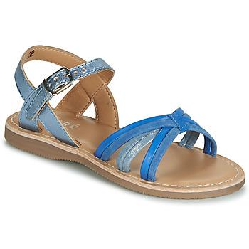 Topánky Chlapci Sandále André AZUR Modrá
