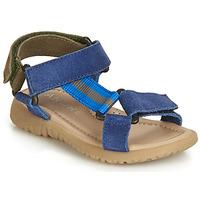 Topánky Chlapci Sandále André SUEZ Modrá