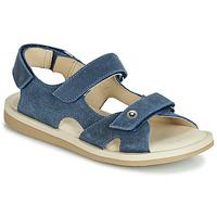 Topánky Chlapci Sandále André CANNOT Námornícka modrá