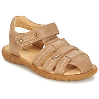 Topánky Chlapci Sandále André RADEAU Béžová