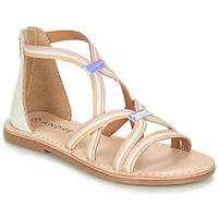 Topánky Dievčatá Sandále André MELODIE Biela