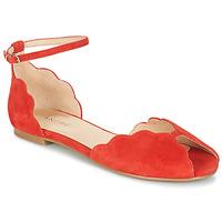 Topánky Ženy Sandále André SERINGAT Červená