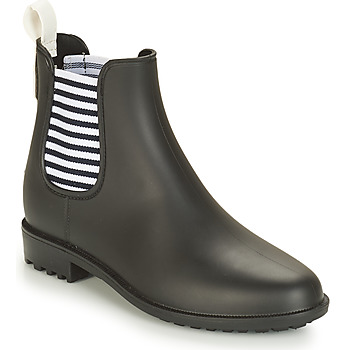 Topánky Ženy Čižmy do dažďa André SKIPPER Čierna