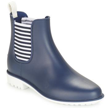 Topánky Ženy Gumaky André SKIPPER Modrá