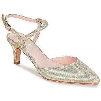 Topánky Ženy Sandále André COLIBRI Zlatá