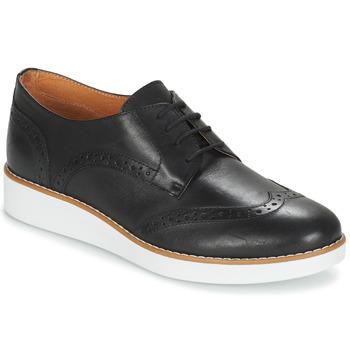 Topánky Ženy Derbie André CAROU Čierna