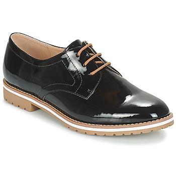 Topánky Ženy Derbie André CICERON Čierna