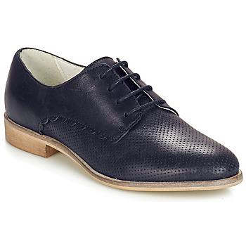 Topánky Ženy Derbie André SENTIMENTAL Modrá