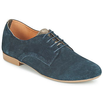 Topánky Ženy Derbie André CAMARADE Modrá
