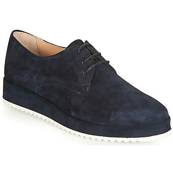Topánky Ženy Derbie André CRISS Námornícka modrá