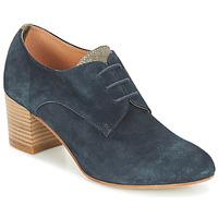 Topánky Ženy Derbie André CORI Modrá