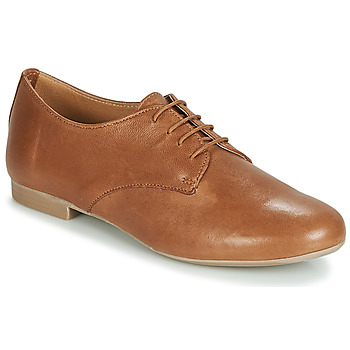 Topánky Ženy Derbie André COMPLICITY Ťavia hnedá