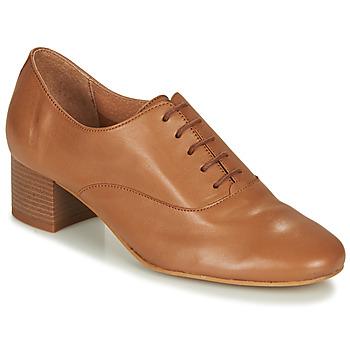Topánky Ženy Derbie André CASSIDY Ťavia hnedá