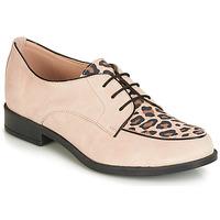 Topánky Ženy Derbie André CAPVERT Leopard