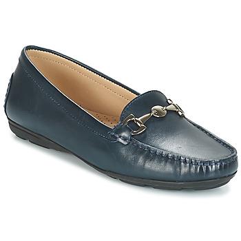 Topánky Ženy Mokasíny André CABRIOLE Modrá