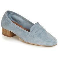 Topánky Ženy Mokasíny André SENLIS Modrá