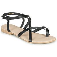 Topánky Ženy Sandále André RAFFOLE Čierna