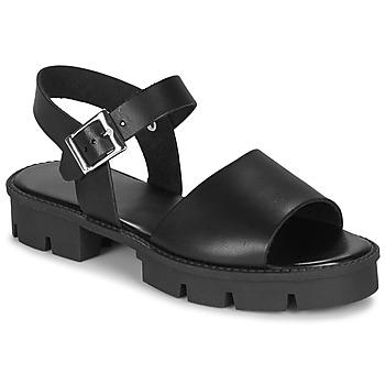 Topánky Ženy Sandále André ABRICOT Čierna
