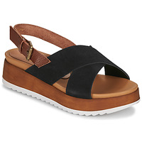 Topánky Ženy Sandále André REINE Čierna